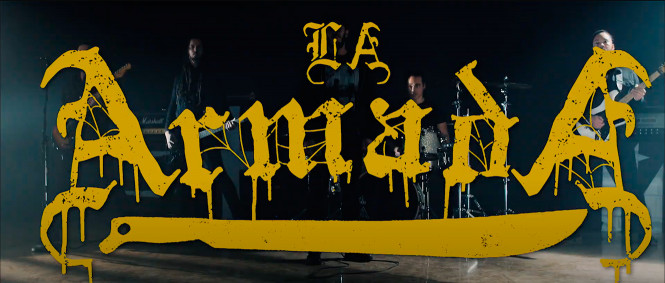 Still from Plagued by La Armada